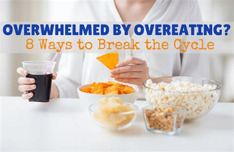 8 Signs You An Overeating Problem by Knowing These 8 Facts Could The End Of Overeating
