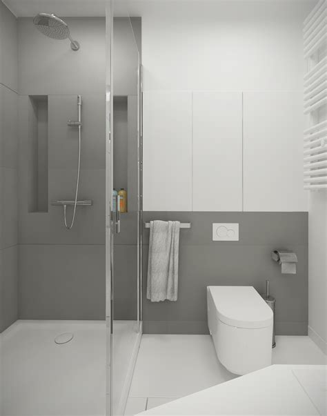 gray and white bathroom ideas a suitable simple small bathroom designs looks so