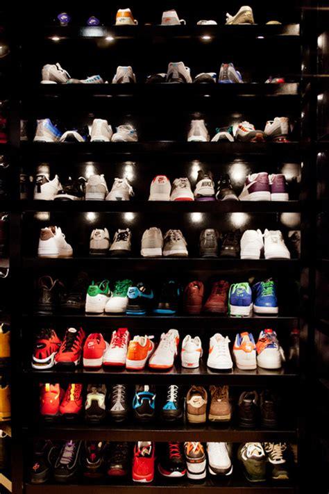 Sneakerhead Closet by Joe Johnson S Sneaker Closet Sneakernews
