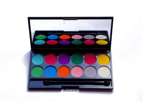 Eyeshadow Sleek sleek i ultra mattes v1 brights eyeshadow palette