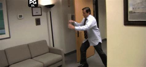 the office steve gif find on giphy