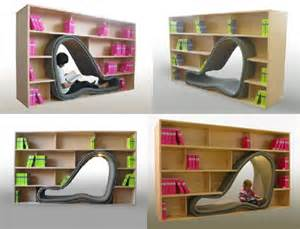cave bookcase chair late mag