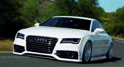 101 Modified Cars Modified Audi A7 Typ 4g