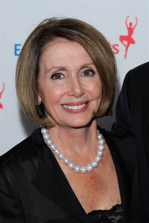 photo of nancy pelose with blond hair nancy pelosi in tony bennett s 85th birthday gala benefit