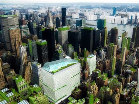 Garden City Ny To Nyc How New York City Could Become Completely Self Reliant