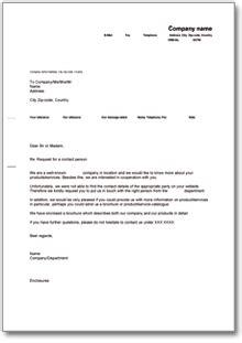 Allgemeine Anfrage Brief Dehoga Shop Anfrage Nach Ansprechpartner Englisch Kaufen