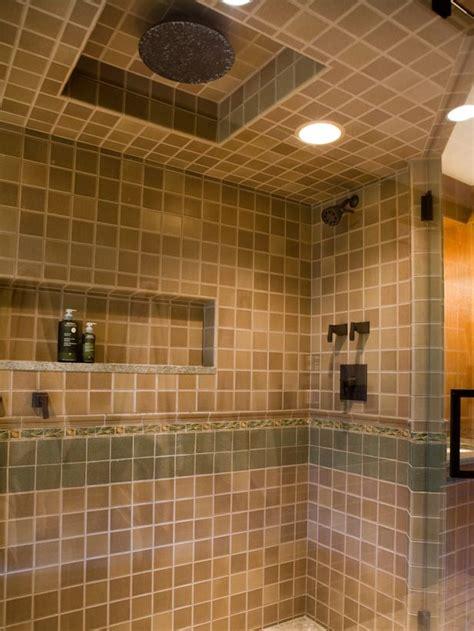 custom tile bathrooms 59 best custom tiled showers images on pinterest tiled