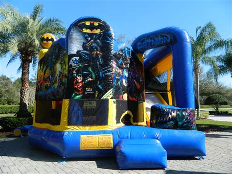 batman house 5 in 1 batman combo bouncing beez