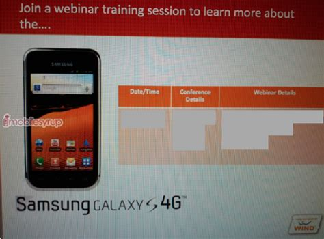 wind mobile samsung galaxy s4 wind to release the samsung galaxy s 4g mobilesyrup
