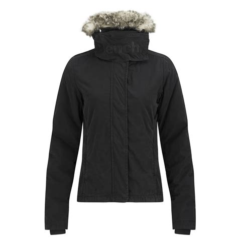 womens bench coat bench women s wall hooded coat black womens clothing
