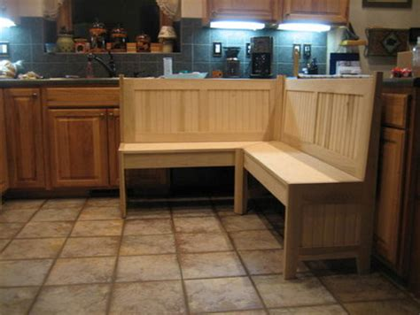 corner benches for kitchen kitchen corner bench for a nook by 7kcraftsman