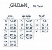 Gildan T Shirt Size Chart Car Tuning