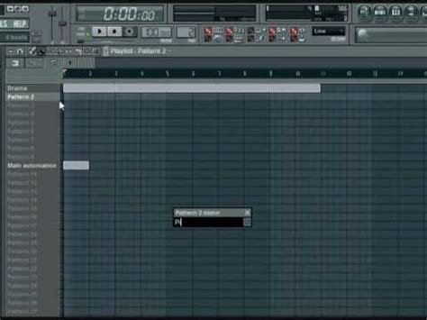 fl studio autogun tutorial fl studio 9 beginners tutorial pt 2 youtube