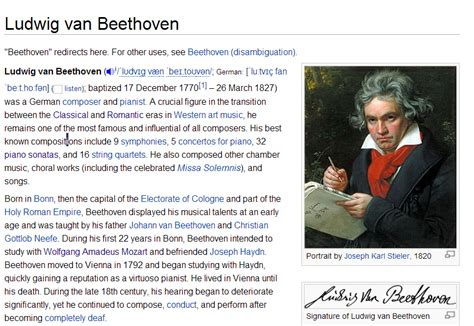 beethoven biography outline dwcoon s blog creative computer art new music book outline