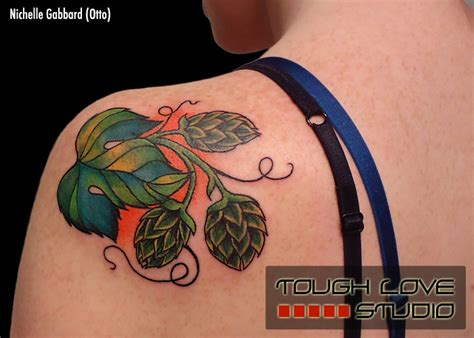 nichelle gabbard tattoos tough love studio