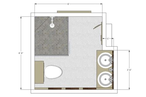 l shaped bathroom plans delightful small l shaped kitchen on small bathroom floor