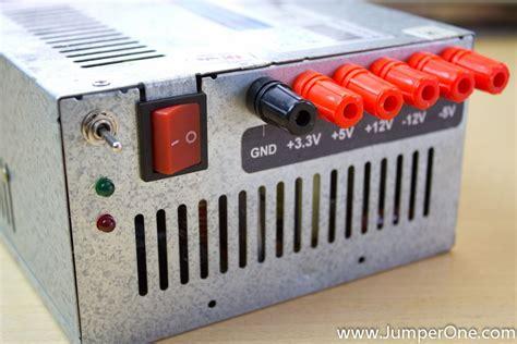 12v bench power supply converting atx power supply to lab bench power supply