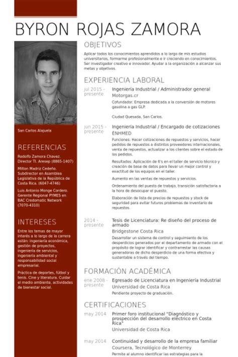 Modelo Curriculum Ingeniero Modelo De Curriculum Vitae Ingeniero Modelo De Curriculum Vitae