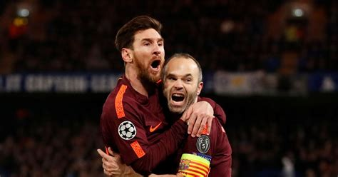 barcelona believe andres iniesta will leave for chinese barcelona are starting to believe that andres iniesta