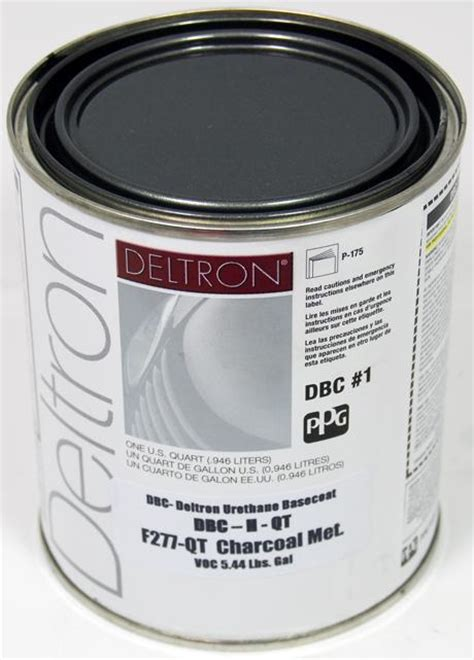 sell ppg dbc deltron basecoat atomic orange pearl quart auto paint motorcycle in san diego