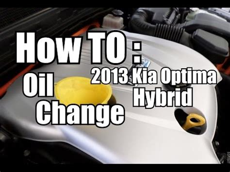 Kia Optima Hybrid Change How To Reset Light Tire Rotation Light Kia Optima