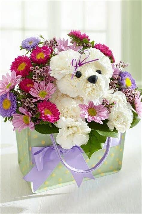 puppy bouquet 1072 best images about unique floral arrangements on floral arrangements