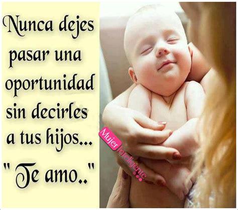 imagenes lindas de amor a los hijos frases de madres e hijos top 20 mejores frases
