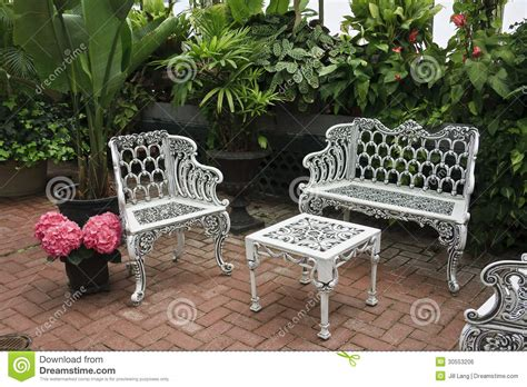 patio furniture royalty free stock image image 30553206