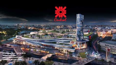 korat thailand centralplaza nakhon ratchasima new landmark of