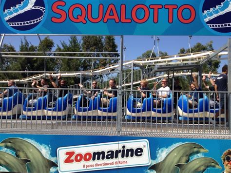 theme park review zoomarine theme park review s italy 2012 tour