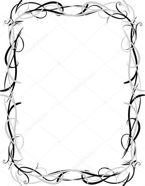 cornici html decorative frames stock vector 169 nickylarson 46498797