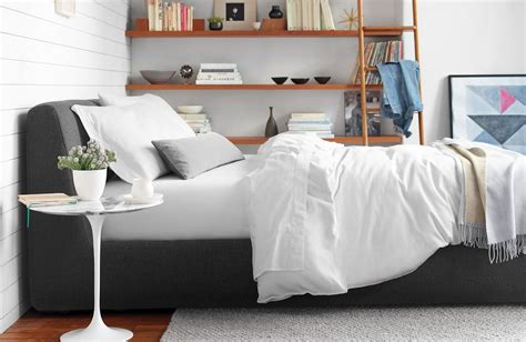 dwr beds nest storage bed design within reach