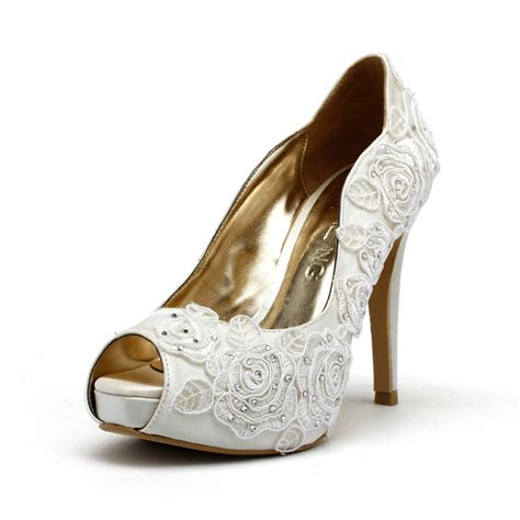Wedding Heels by Bridal Shoes Low Heel 2015 Flats Wedges Pics In Pakistan