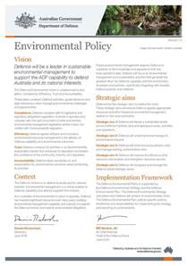 construction environmental management plan template deqms defence environment management department of defence