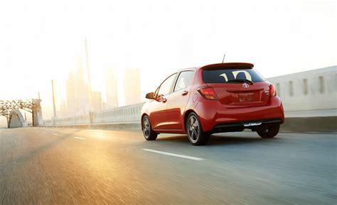 Fuel Efficiency Toyota Yaris 2015 Toyota Yaris Fuel Economy Rating