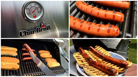 broil dogs char broil commercial series grill