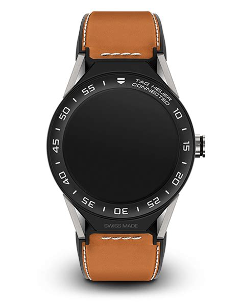 Tagheuer Formula1 Monaco Black Combi Brown Leather tag heuer watches quality swiss watches for and