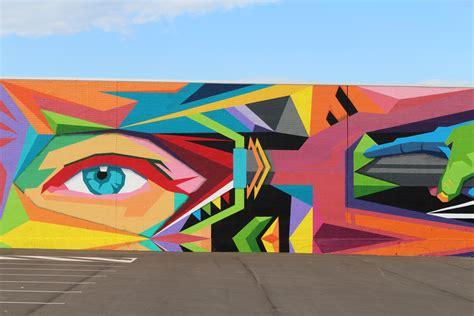 abstract large scale murals street art urban art