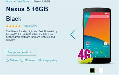 nexus 5 16gb best price nexus 5 play price beaten by retailer