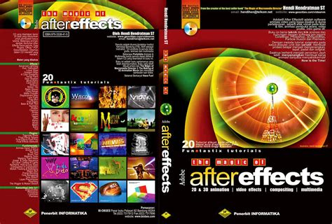 Kancing Bungkus 18mm Isi 6 22mm Isi 4 Dan 30mm Isi 3 3 buku after effects tutorial efek animasi 2d the magic of after effects