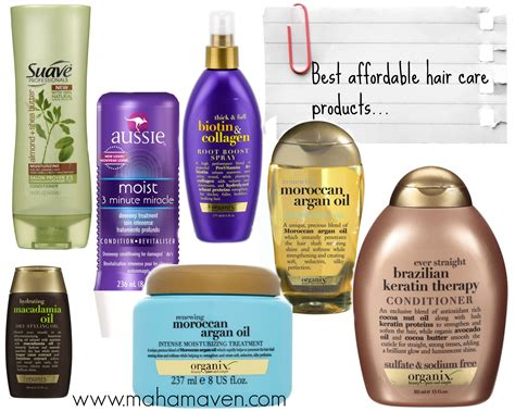 best drugstore shoo and conditioner to get soft hair best hair products for healthy hair drugstore edition