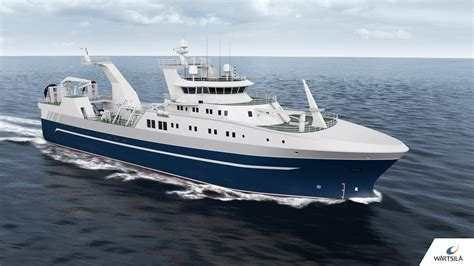 stern boat of a ship w 228 rtsil 228 s new stern trawler design offers greater fuel
