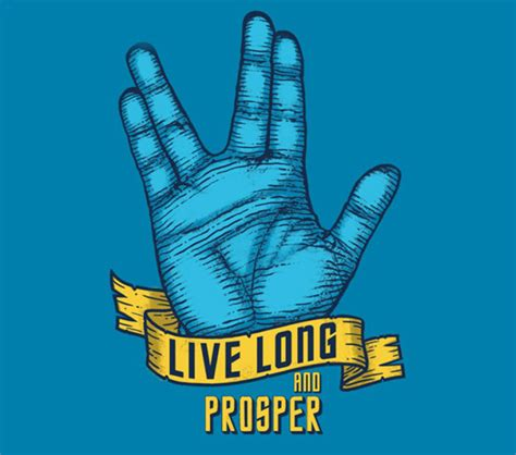 Tshirt Live And Prosper live and prosper t shirt geekalerts