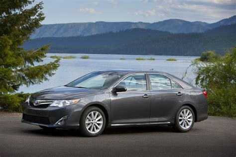 2012 Toyota Camry Horsepower 2012 Toyota Camry Pictures Photos Gallery Green Car Reports