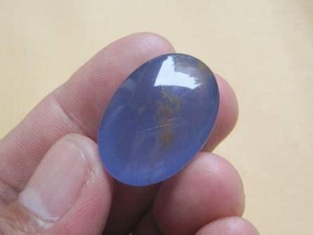 Batu Blue Calchedony Biru Spiritus dinomarket pasardino batu permata akik spritus blue