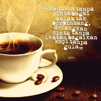 kata kata mutiara kopi terbaru  mkupie espresso