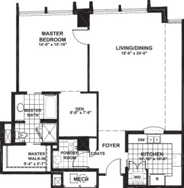 the ivy floor plans the ivy lenbrook