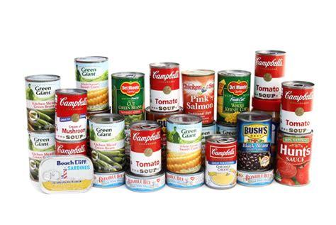 alimenti in scatola cibi in scatola i rischi delle confezioni www stile it