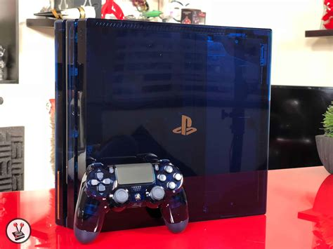 unboxing   million limited edition playstation  pro  video