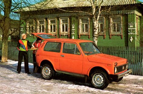 lada anni 70 now and then 20 images autos
